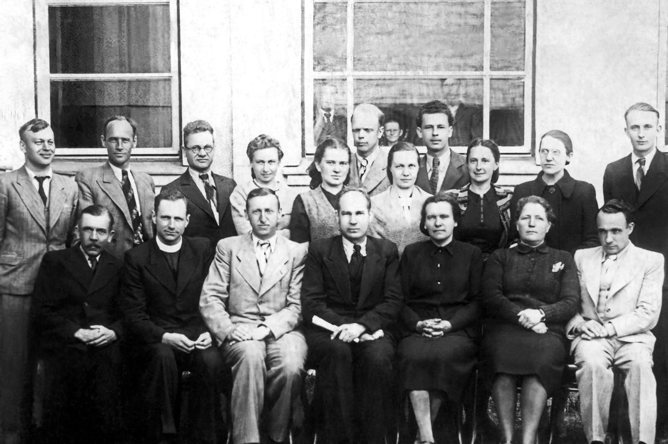 Pasvalio gimnazijos mokytojai