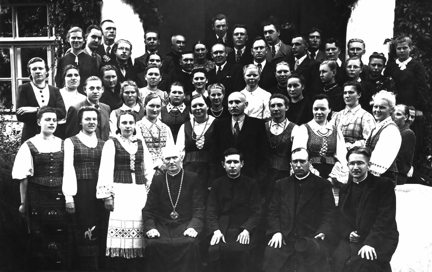 Pasvalio Šv. Jono Krikštytojo bažnyčios choristai