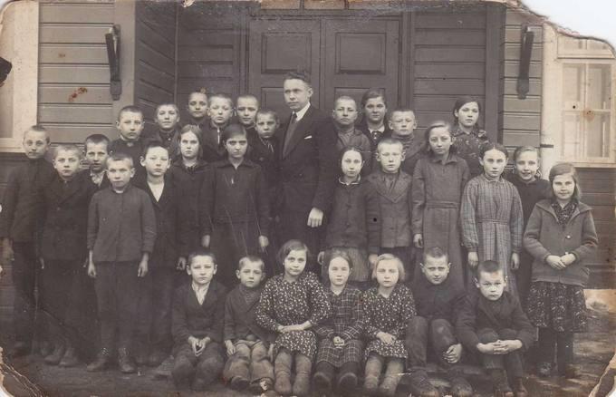 Porijų pradžios mokykla