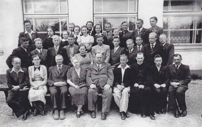 Pasvalio Petro Vileišio gimnazijos mokytojai