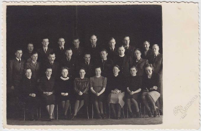 Pasvalio gimnazijos pedagogai