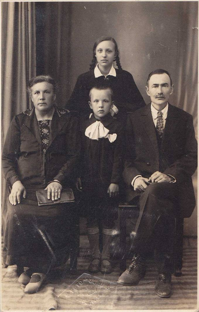 Kavaliauskų šeima