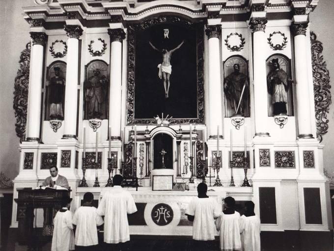 Šv. Mišios Pasvalio bažnyčioje
