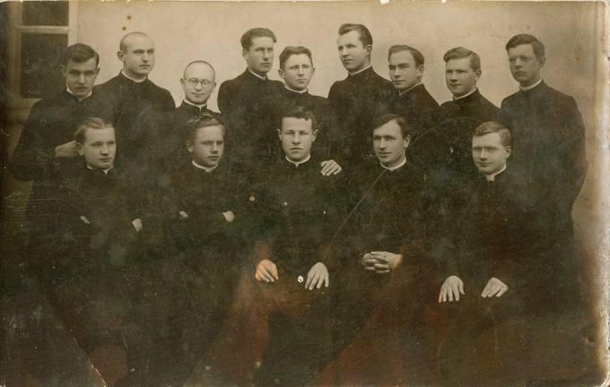 Kauno Kunigų seminarijoje