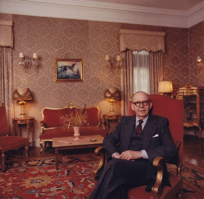 Diplomatas dr. Stasys Antanas Bačkis Lietuvos Pasiuntinybėje Vašingtone
