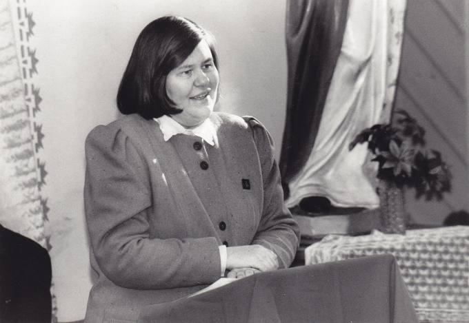 Apie diplomato dr. Stasio Antano Bačkio gyvenimą ir darbus kalba istorikė dr. Aldona Vasiliauskienė