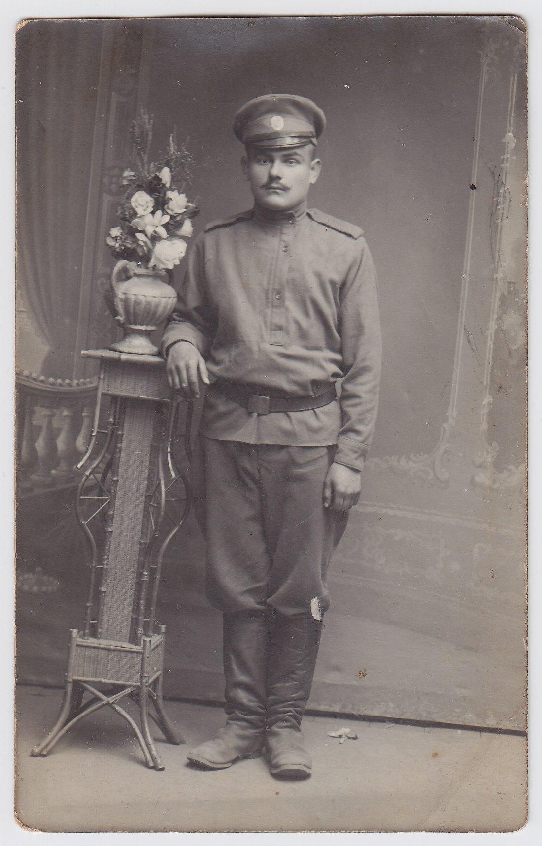 Stasės Stakauskienės senelis