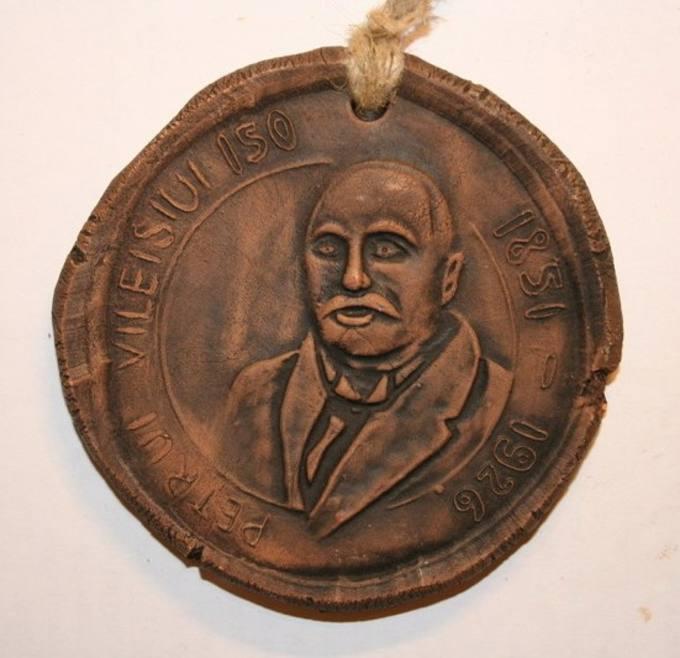 Petrui Vileišiui – 150 metų