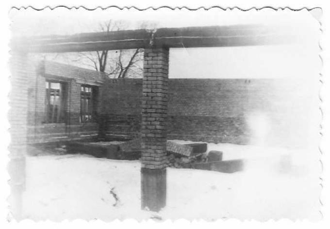 Sovietinės statybos defektai – išvirtusios kolonos