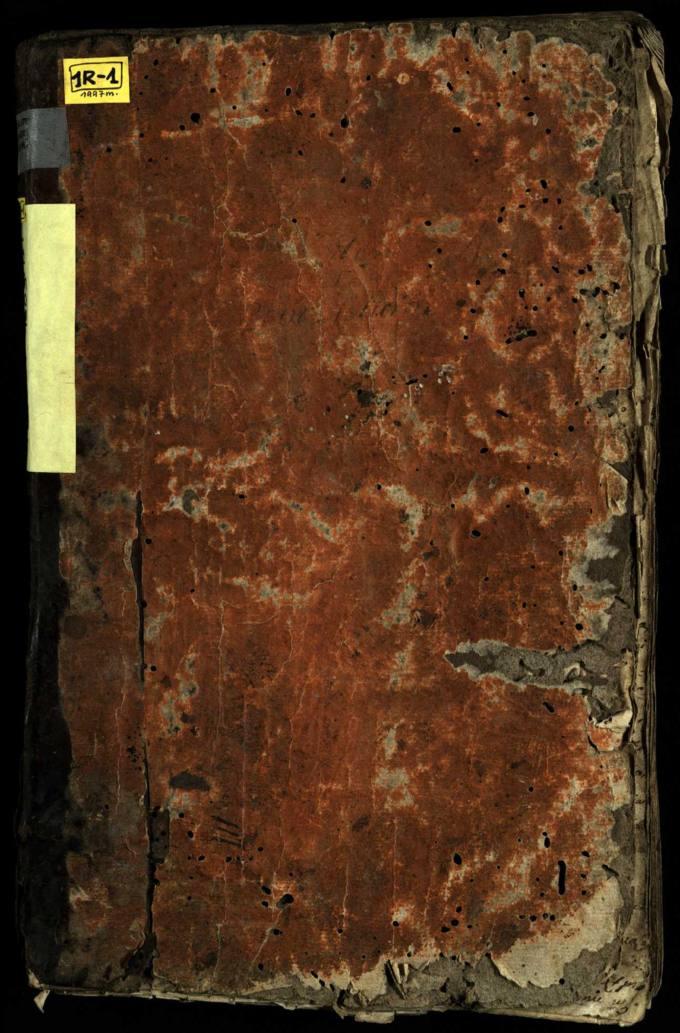 Pušaloto Romos katalikų parapijos bažnyčios 1785–1803 metų raštų knyga
