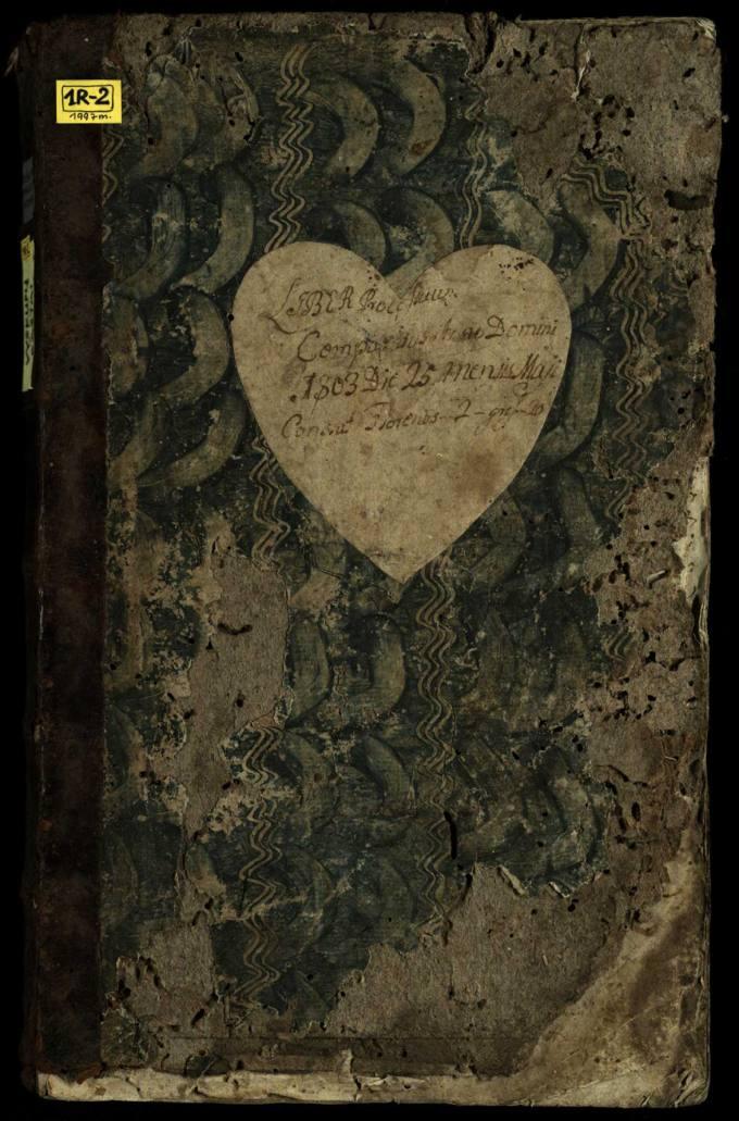 Pušaloto Romos katalikų parapijos bažnyčios 1803–1814 metų raštų knyga