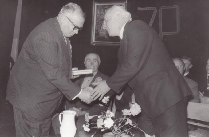 Poeto prozininko Kazio Inčiūros 70-ųjų gimimo metinių minėjimas Troškūnuose
