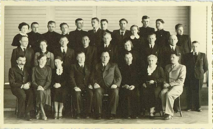 Aštuntoji gimnazijos abiturientų laida