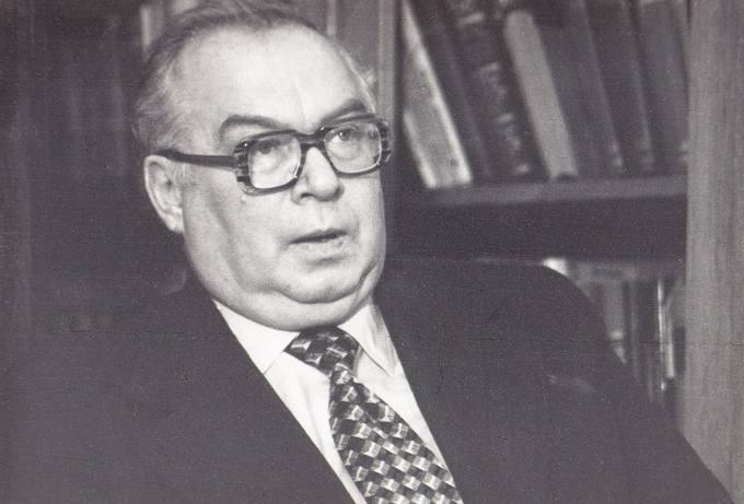 Poetas Eugenijus Matuzevičius: susimąstymo akimirka