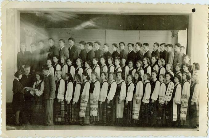 Pasvalio gimnazijos abiturientai