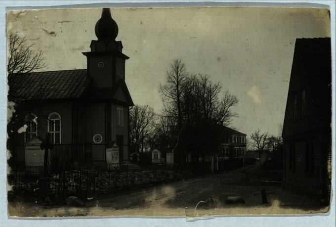 Saločių Šv. Juozapo bažnyčia