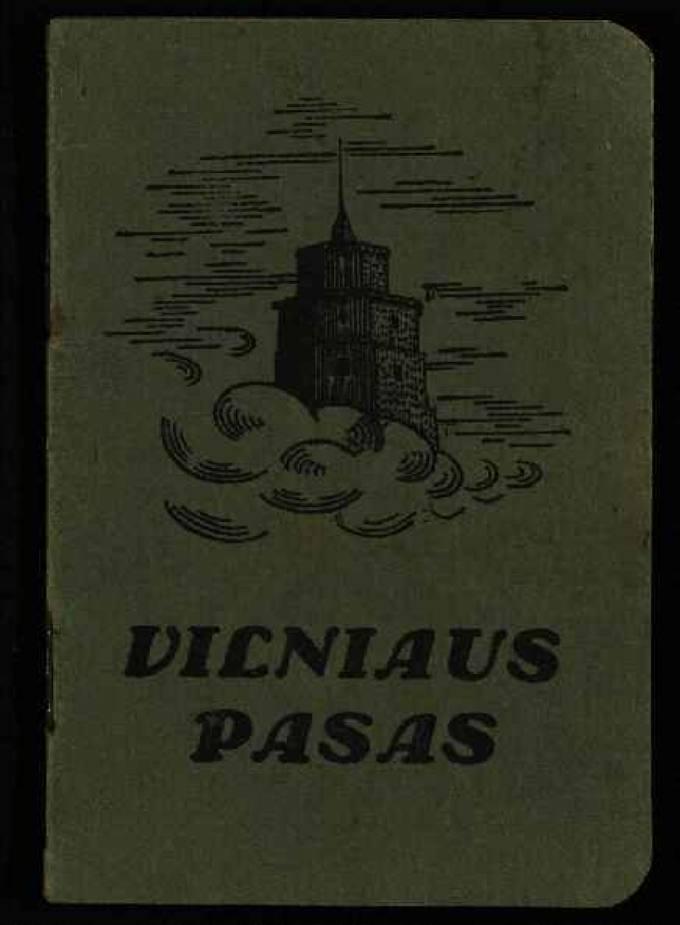 Vilniaus pasas