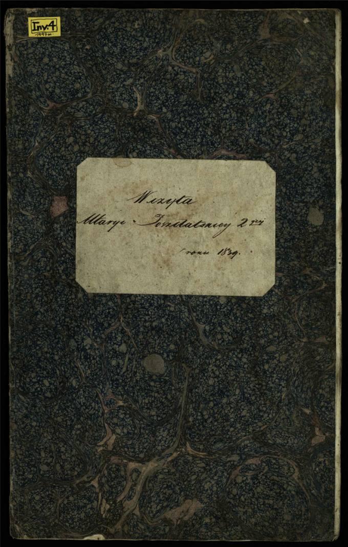Pušaloto antrosios altarijos 1839 metų vizitacija