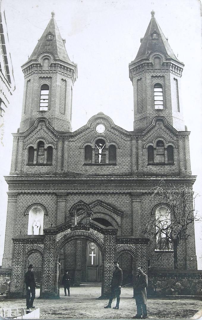 Vaškų bažnyčia