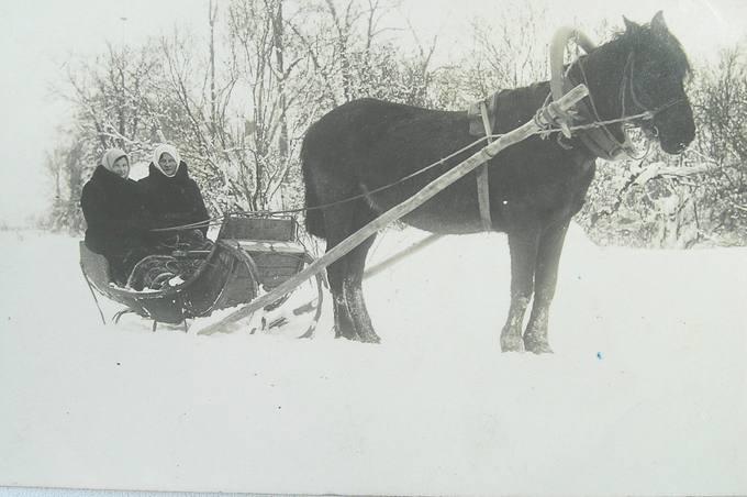 Vaškų krašto ūkininkaitės