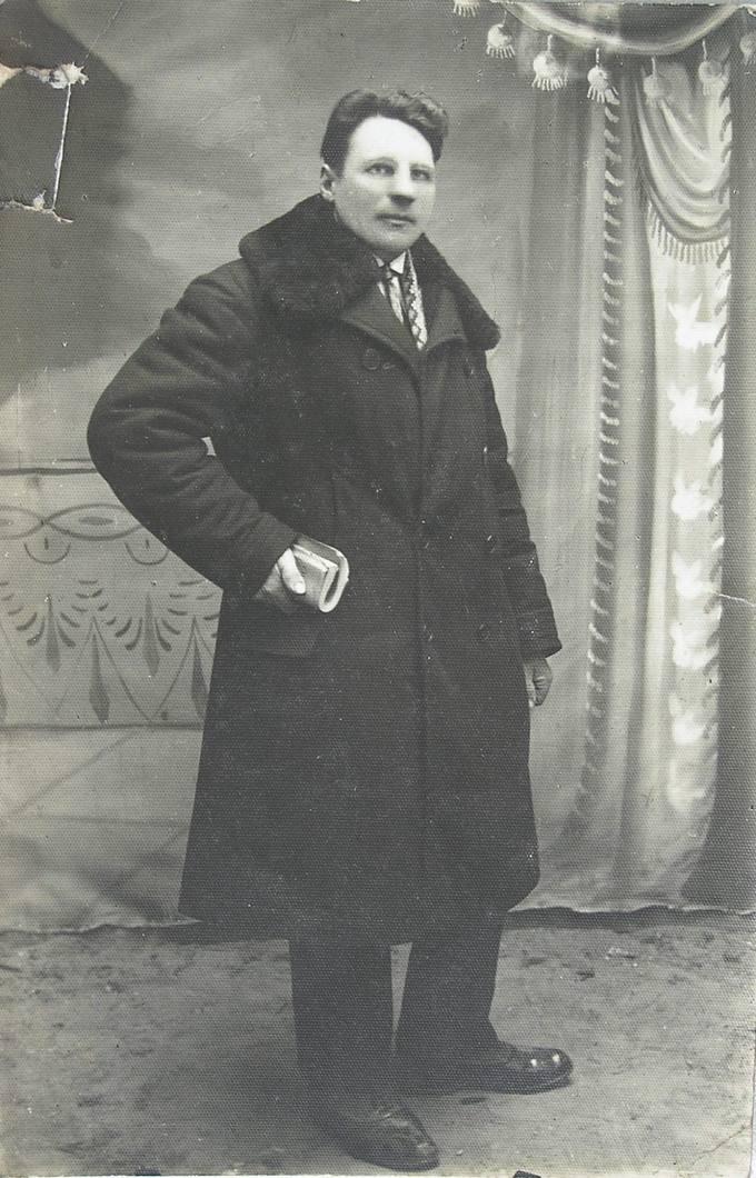 Savivaldybininkas Antanas Velykis