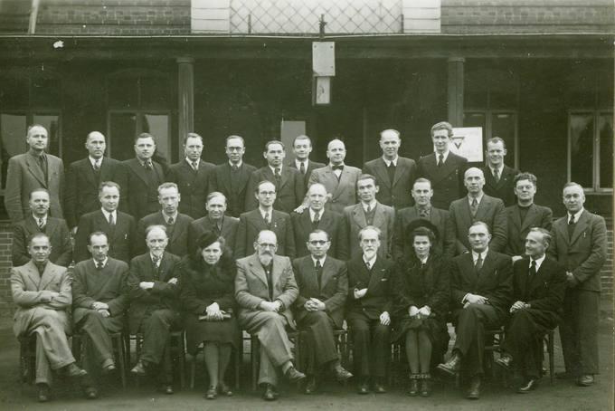 Išeivijos gimnazijų mokytojų suvažiavimas Hanoveryje