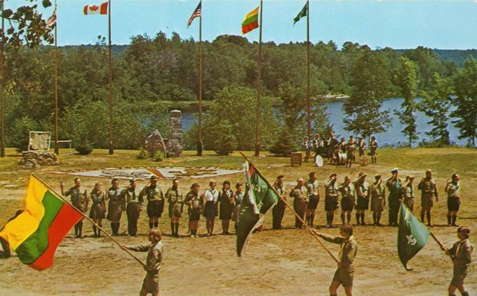 Lietuvių skautų sąjungos Šeštoji tautinė stovykla