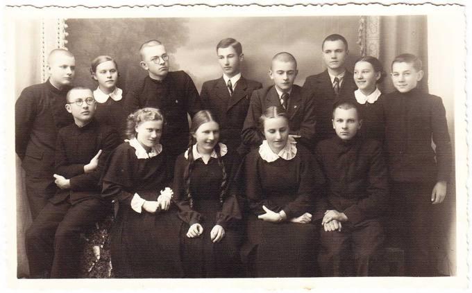 Literatūros vakaras Pasvalyje: 1938 m. lapkričio 13 d.