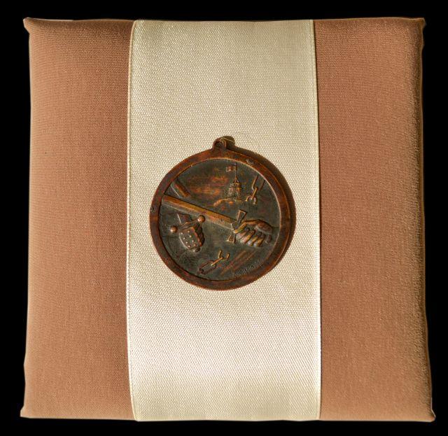 """Lietuvos kariuomenės kūrėjų savanorių medalis """"1918–1920 SAVANORIUI"""""""