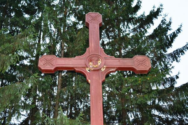 Baltijos kelio kryžių slėnis