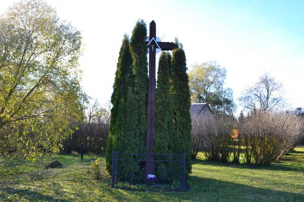 Kryžius Smilgių kaimo žmonėms