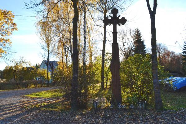Kryžius Porijų kaimui