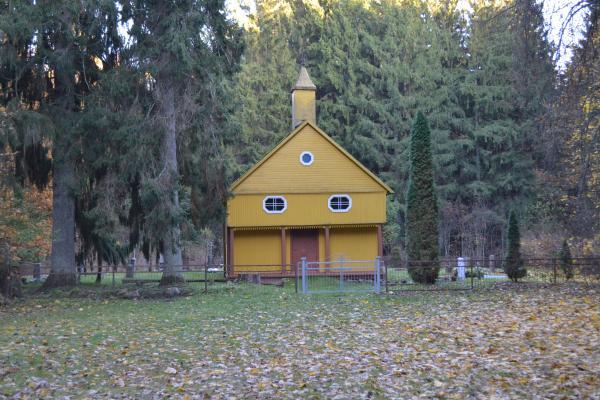 Porijų Šv. Augustino koplyčia