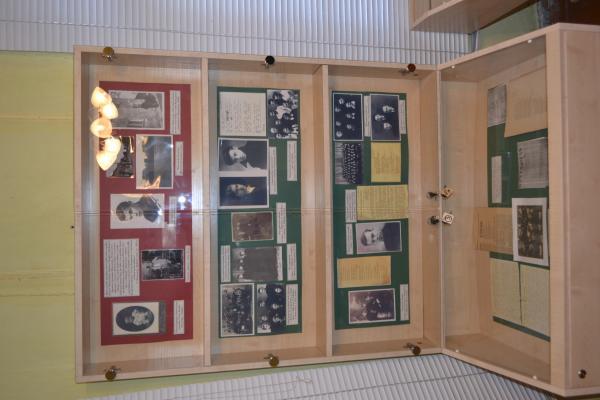 Poetų Eugenijaus ir Leonardo Matuzevičių memorialinis muziejus-sodyba