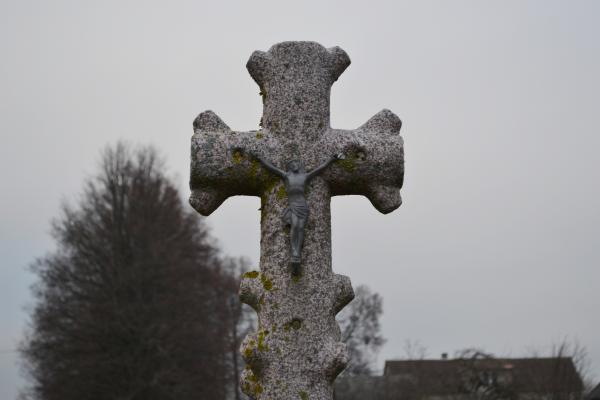 Kryžius Mekšrių kaime