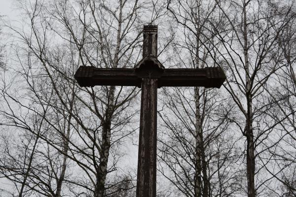 Kryžius kankiniams Joniškėlyje