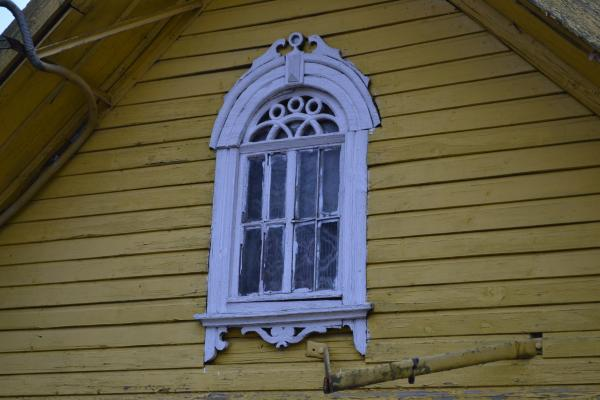 Liaudies meistro Stanislovo Gegecko tėviškė Pamažupiuose