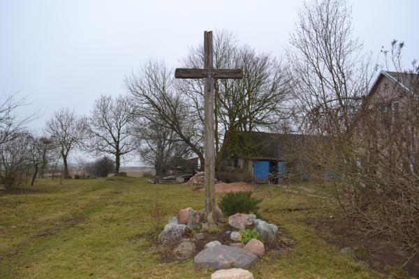 Kryžius Norgėlų kaimui