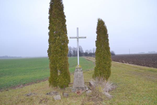 Kryžius Šeižių šeimai Šiukštonių kaime