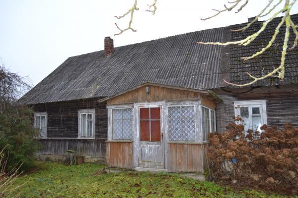 Kunigo, poeto Mykolo Šeižio-Dagilėlio tėviškė Šiukštonių kaime
