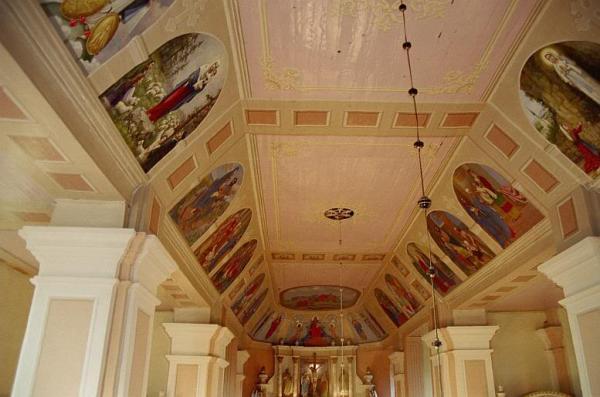 Pumpėnų Švč. M. Marijos Škaplierinės bažnyčios, vienuolyno ir varpinės ansamblis