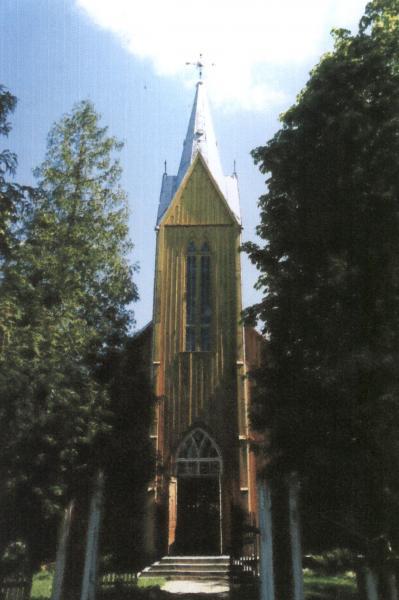 Grūžių Švč. Mergelės Marijos bažnyčia