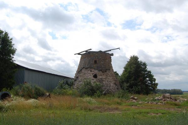 Vienžindžių vėjo malūnas
