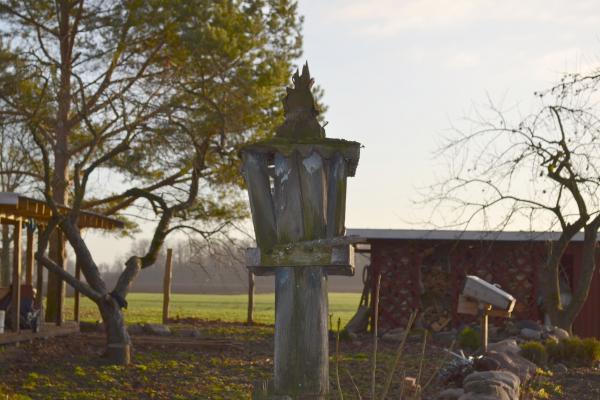 Koplytstulpis Vainekonių kaime