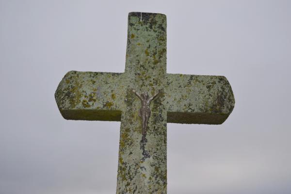 Kryžius Jurgėnų kaimo laukuose nepriklausomai Lietuvai