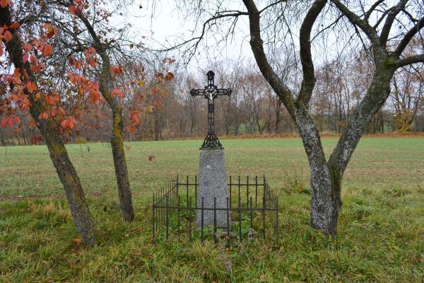 Kryžius Auriliškių kaimui