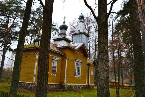 Šv. Nikolajaus cerkvė Gegabrastoje