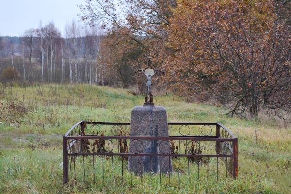 Talkonių kaimo jaunimo kryžius Lietuvai