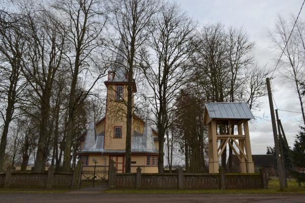 Kyburių Švč. Mergelės Marijos angeliškosios bažnyčia