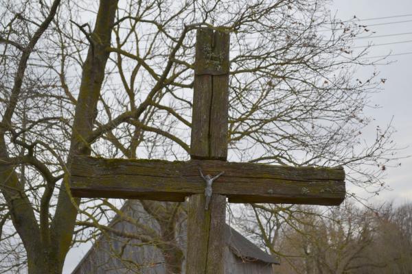 Kryžius Kyburių kaimui